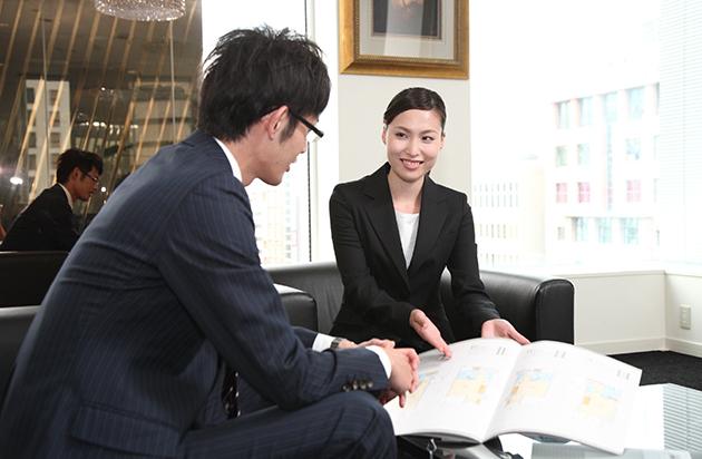 企業へのご推薦のイメージ写真